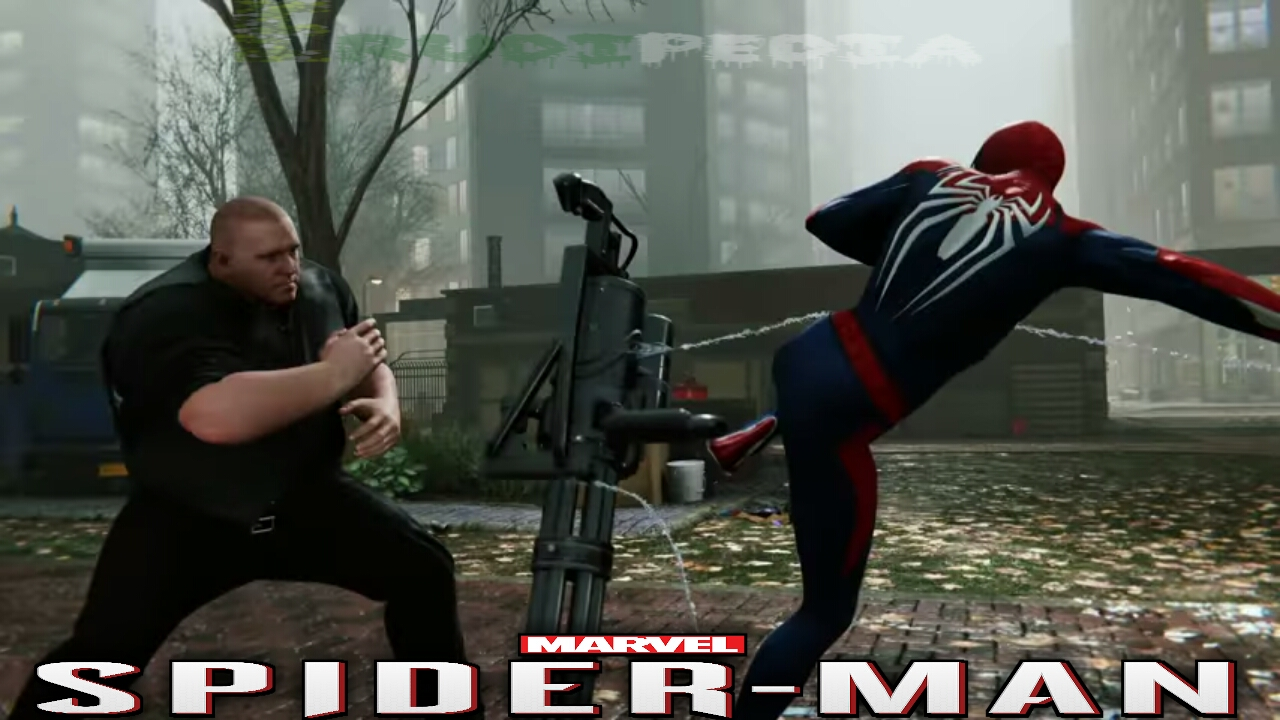 Marvel's Spider-Man Turf Wars DLC PS4