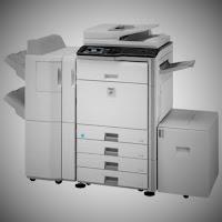 Descargar Driver impresora Sharp MX-M453N Gratis