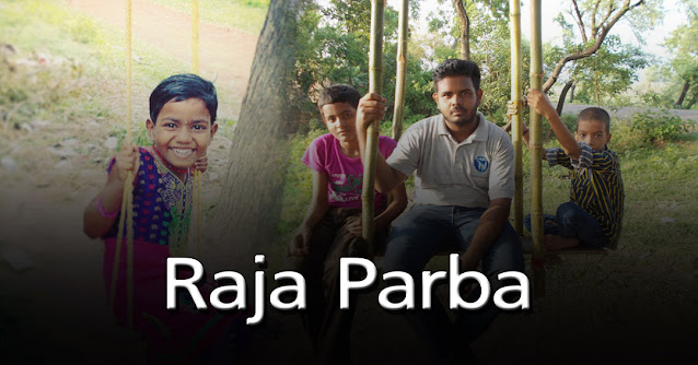 The Story of Raja Parba
