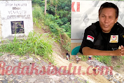AKI Sulut Nopol, Diduga Proyek Bronjong Desa Tewasen Sarat Korupsi