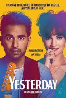 Yesterday 2019 English 720p WEBRip