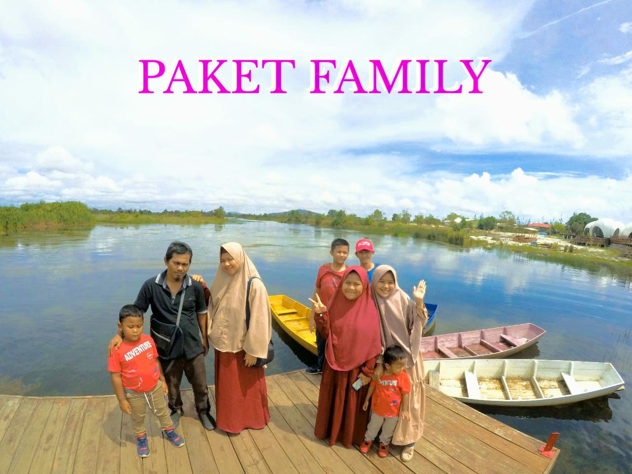 Paket Family Belitung