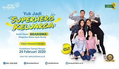 Beasiswa Penuh dan Beasiswa Bidik Misi Tahun 2020/2021