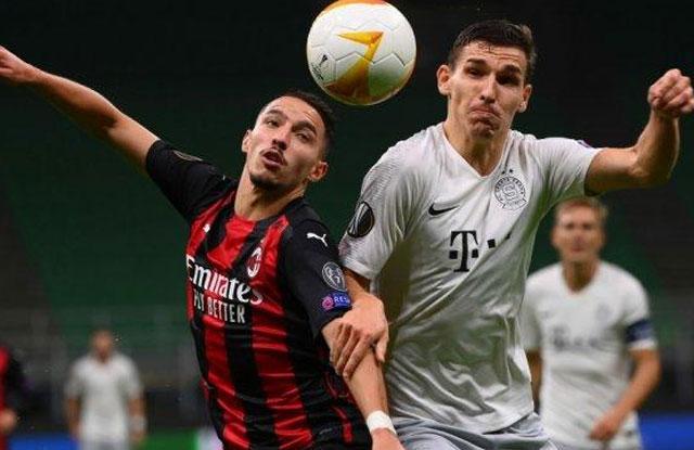 Sparta Praha vs AC Milan