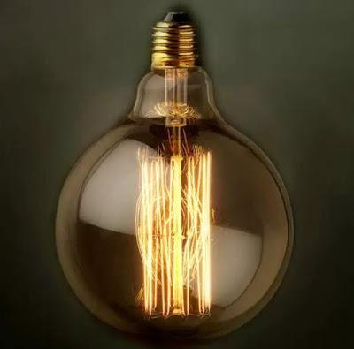 LED bulbs G125 125mm Filament
