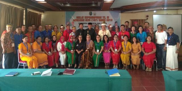 40 Pejabat Administrator Tana Toraja Ikuti Diklat Kepemimpinan III