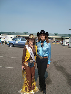 Miss Rodeo Wyoming June 2011
