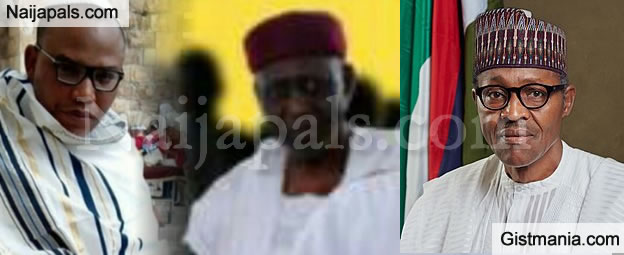"Jubril Aminu Was Transformed To Replace ""DEAD BUHARI"" In London - Nnamdi Kanu Reveals"