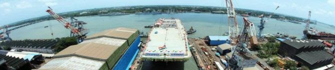 Third Threat Email Arrives At Cochin Shipyard In 4 Weeks