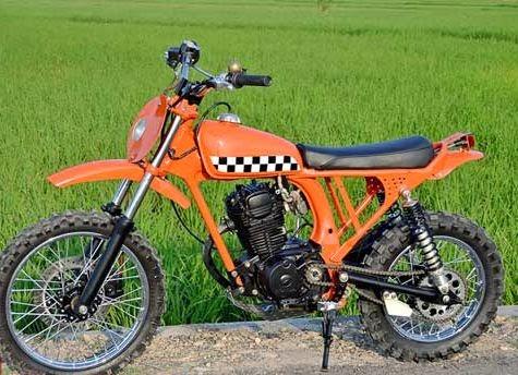 modifikasi motor grasstrack