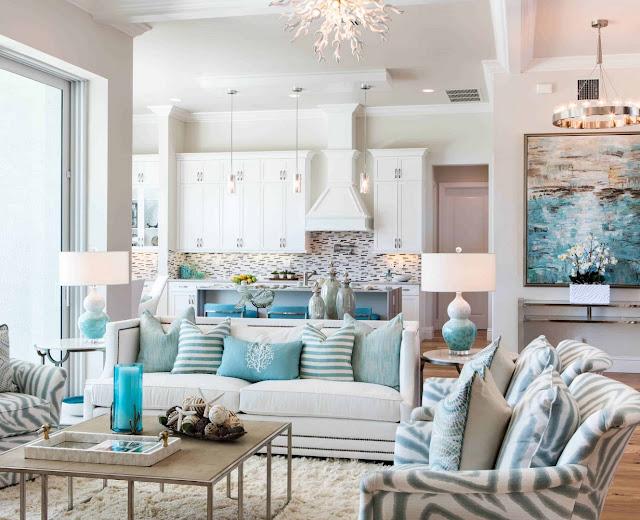 coastal wall decor ideas for living room