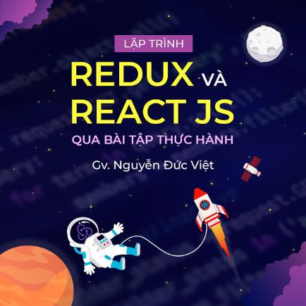 Lập trình React JS và Redux qua bài tập thực hành ebook PDF EPUB AWZ3 PRC MOBI