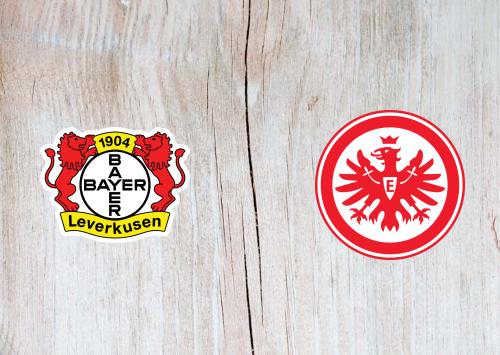 Bayer Leverkusen vs Eintracht Frankfurt -Highlights 24 April 2021