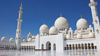Masjid Sheikh Zayed uni emirat arab uea