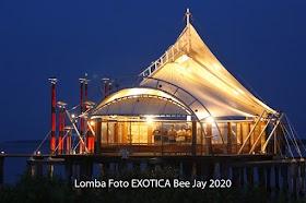 Pengumuman Pemenang Lomba foto Exotica Bee Jay 2020