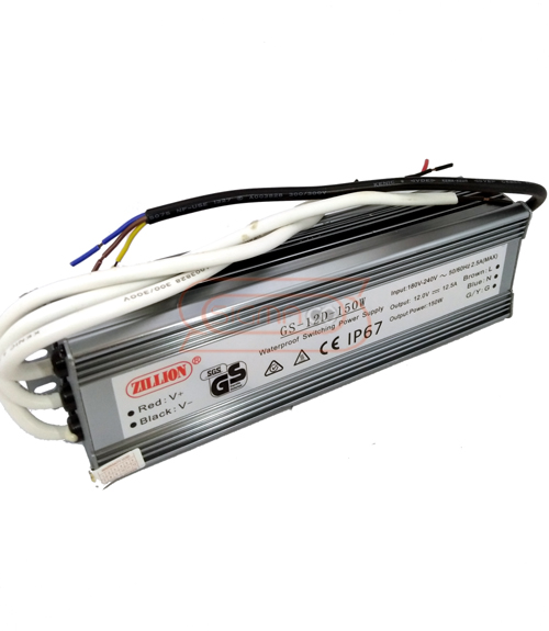 Power Supply LED Waterproof 150 W