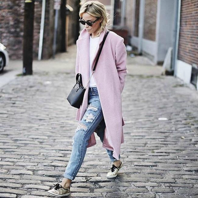 ¿Y si nos vestimos con rosa cuarzo?
