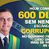 Governo Bolsonaro completa 600 dias sem nenhum escândalo de corrupção