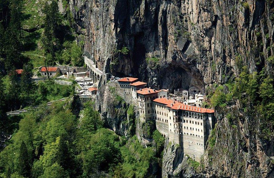 Μοναστήρια Τραπεζούντας – Σουμελά