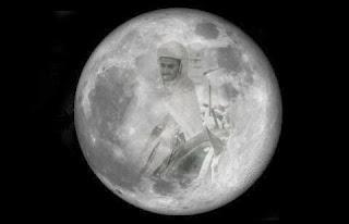 أجي تفهم..محمد الخامس في القمر Aji tfham