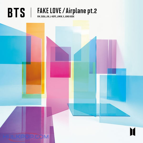 BTS – FAKE LOVE / Airplane pt.2 – EP (ITUNES PLUS AAC M4A + Digital Booklet)