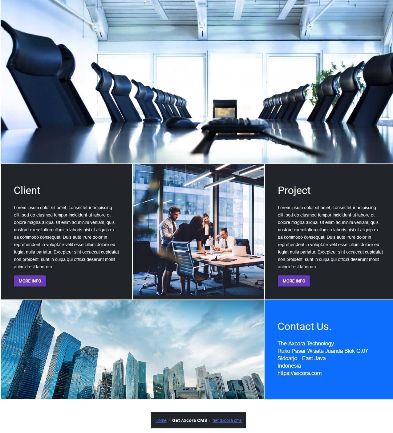 pembuatan website perusahaan