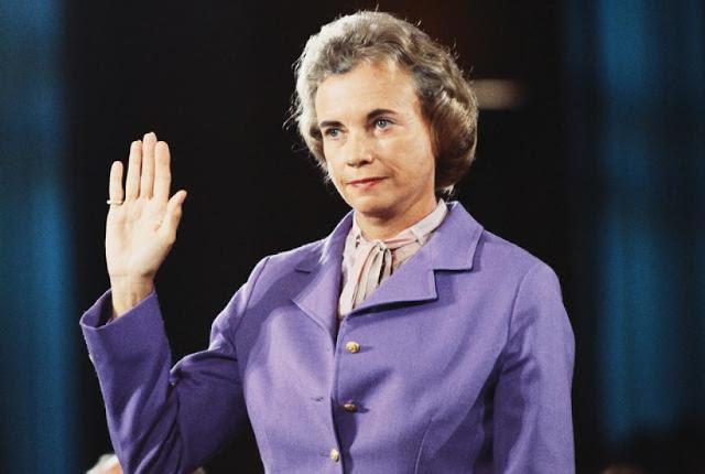 Sandra Day O'Connor'a Göre Başarmak - Kurgu Gücü