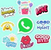 All Stickers Pack Android App