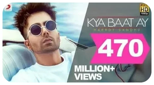 Kya Baat Ay Lyrics - Harrdy Sandhu