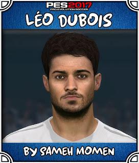 PES 2017 Faces Leo Dubois by Sameh Momen