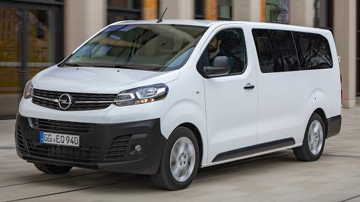 2021 opel vivaro kombi: space for up to nine people - car