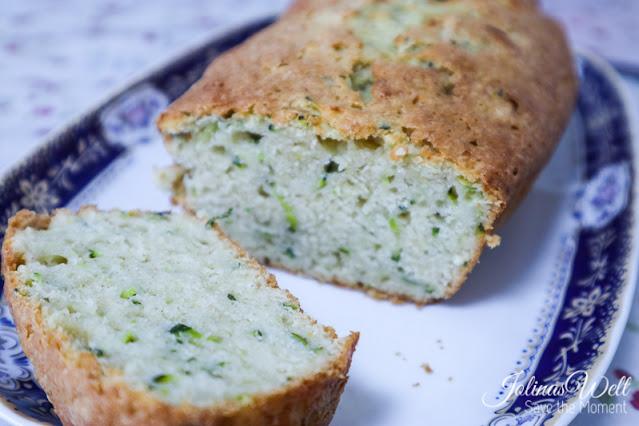 Zucchini Zitronen Kuchen