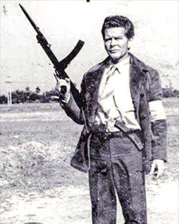 Bangladesh Liberation War 1971 is the only foreign soldier and hero symbol William A.S.Ouderland