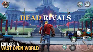 Dead Rivals Zombie MMO APK MOD Android Download