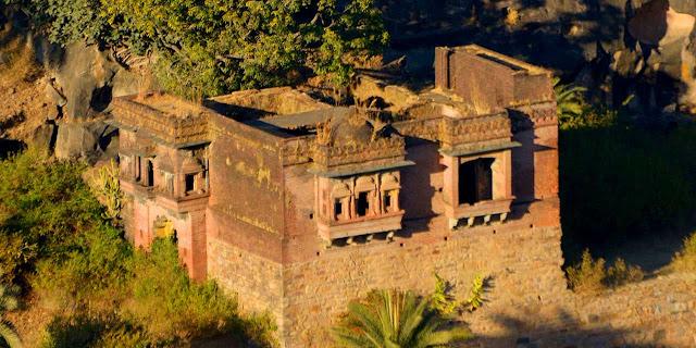 Achalgarh Fort Mount Abu