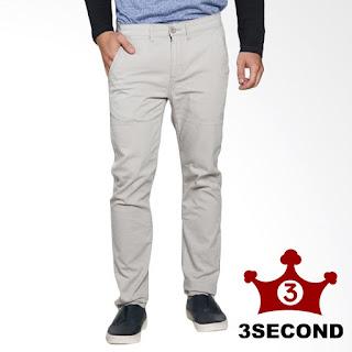 Celana Pria 3Second