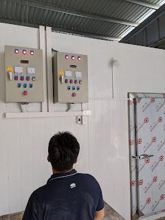 thiết kế kho lạnh bảo quản thực phẩm, trình điện lạnh lắp đặt kho lạnh