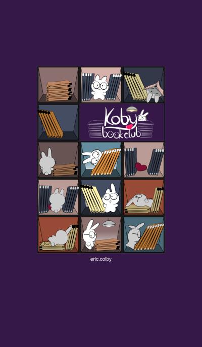 Koby's book club