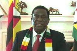 Inilah Pidato Presiden Zimbabwe, Emmerson Dambudzo Mnangagwa di Debat Umum PBB ke 75