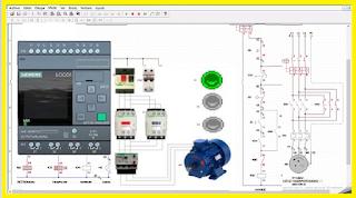 simulation des schemas électrique