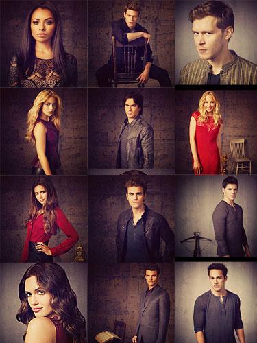 The vampire Diaries season 4 720p