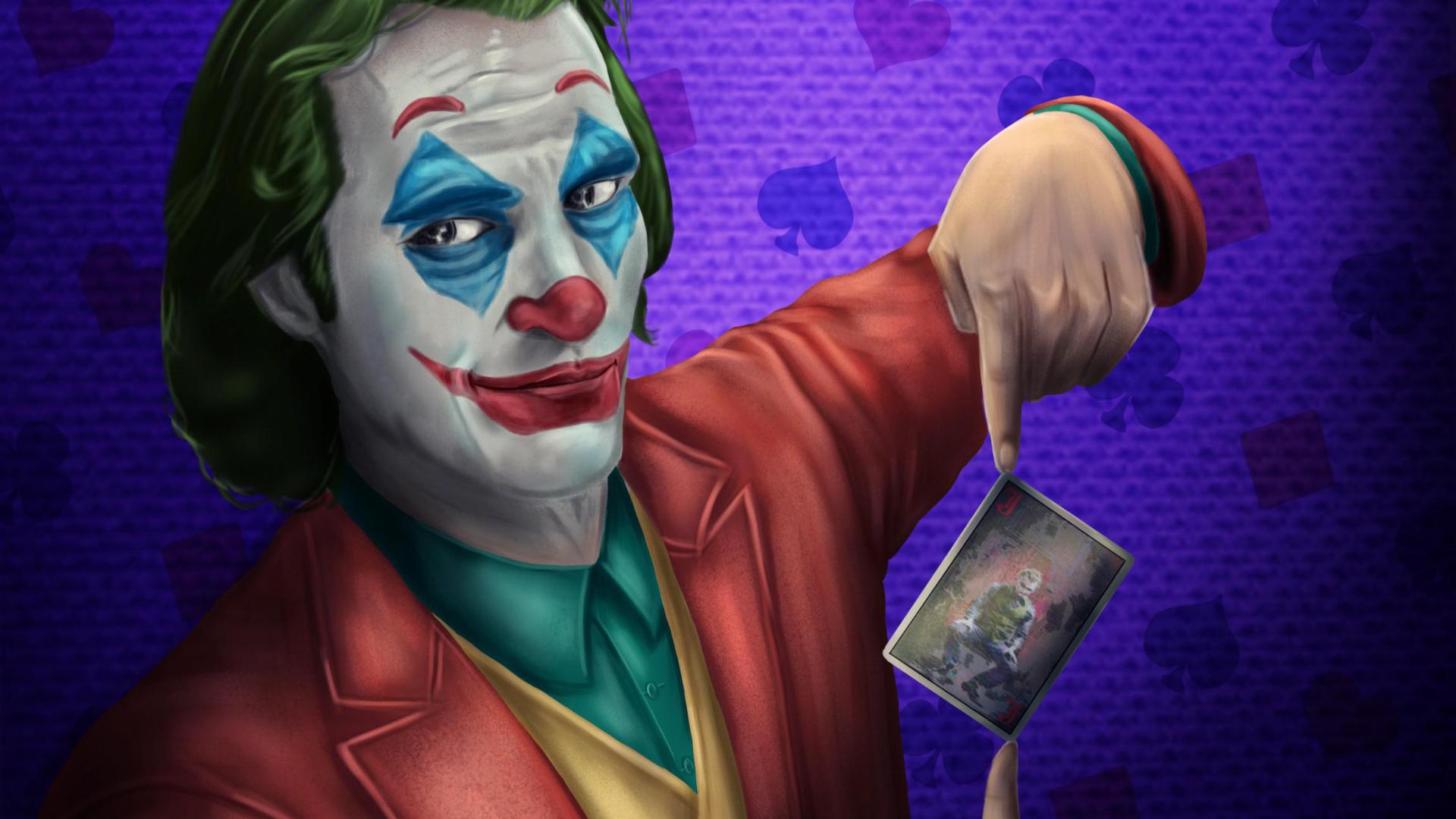 Joker 2020 Mastercard HD Wallpaper
