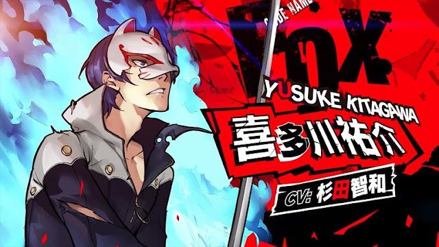 Persona 5 Scramble (Switch) recebe trailer focado no personagem Yusuke