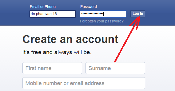 How To Remove Your Phone Number From Facebook Profile Step 1