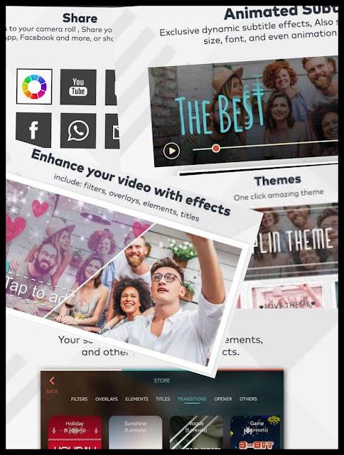 Aplikasi FilmoraGo