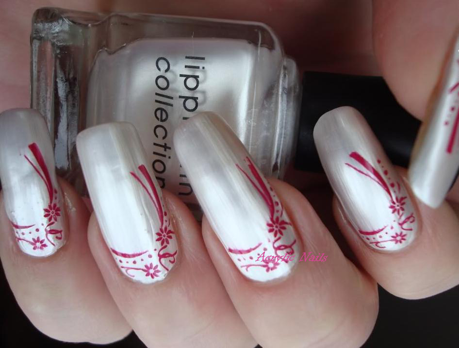 Nails Art: ACRYLIC NAILS: Latest Trend In Nail Art