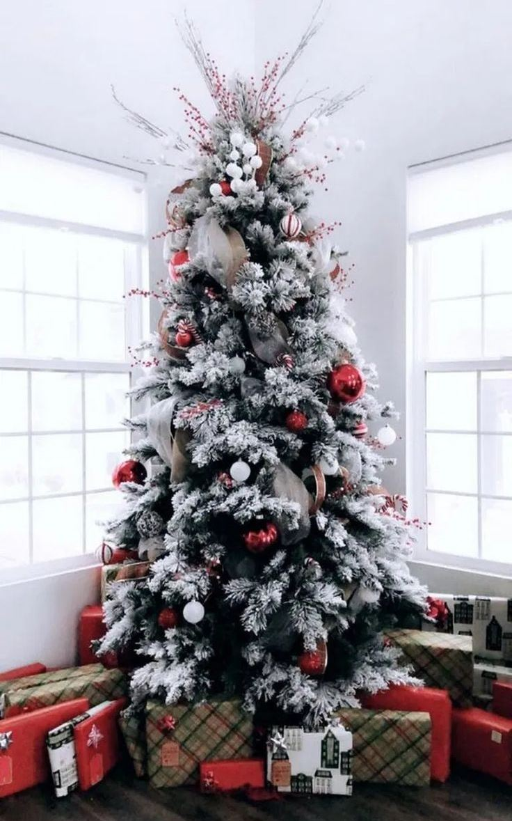 gorgeous rustic christmas tree decorating ideas for your home
