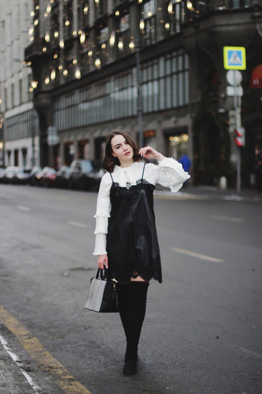 Bell Sleeves | Street Style 2017