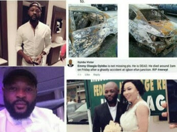 Married Man Who Went Missing After Visiting Night Club In Lagos Found Dead