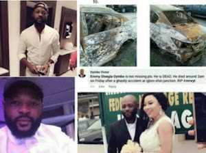 Nigerian Man Who Went Missing After His Appearance At Lagos Night Club Found Dead